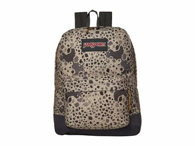 Jansport - Jansport Stony Camo Print Black Label Superbreak Backpack
