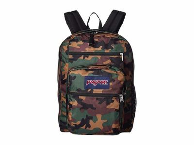 Jansport - Jansport Surplus Camo Big Student Backpack