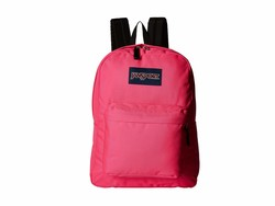 Jansport Ultra Pink Superbreak® Backpack - Thumbnail