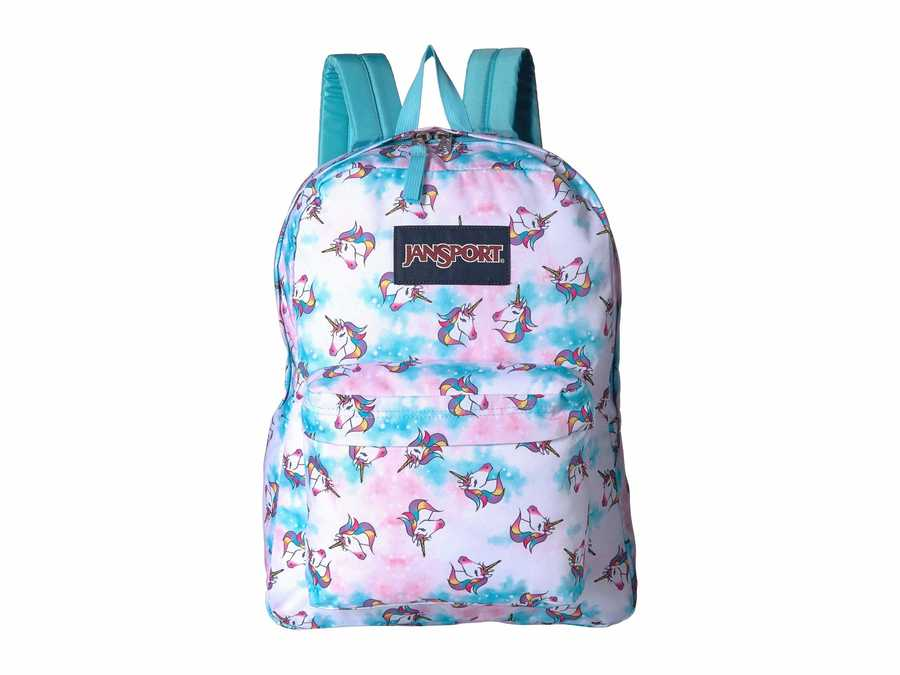 Jansport Unicorn Clouds Superbreak® Backpack