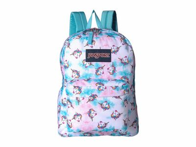 Jansport - Jansport Unicorn Clouds Superbreak® Backpack