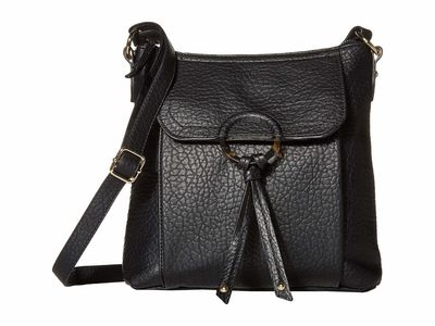 Jessica Simpson - Jessica Simpson Black Hayden Cross Body Bag