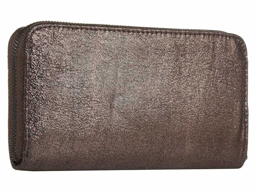 Jessica Simpson Pewter Asher Clutch Bag