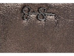 Jessica Simpson Pewter Asher Clutch Bag - Thumbnail