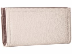 Jessica Simpson Quartz Georgie Single Zip Organizer Bi-Fold Wallet - Thumbnail