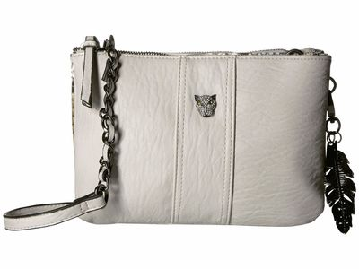 Jessica Simpson - Jessica Simpson Quartz/Blue Simone Cross Body Bag
