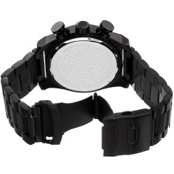 Joshua Sons Men's Chronograph Solid Stainless Steel Bracelet Watch JX127GY - Thumbnail