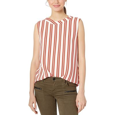 Juicy Couture - Juicy Couture Angel Bold Stripe Bold Stripe Sleeveless Top