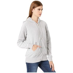 Juicy Couture Silver Lining Luxe Juicy Velour Beachwood Jacket - Thumbnail