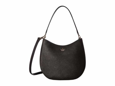 Kate Spade New York - Kate Spade New York Black Cameron Street Lora Hobo Handbag
