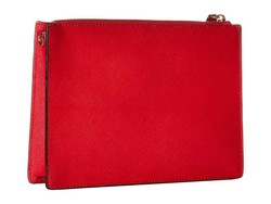 Kate Spade New York Heirloom Red Cameron Street Clarise Clutch Bag - Thumbnail