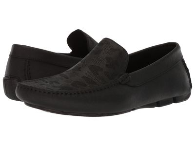 Kenneth Cole New York - Kenneth Cole New York Men Black Theme Song Loafers