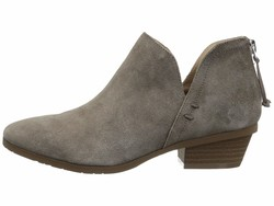 Kenneth Cole Reaction Women Concrete Side Way Ankle Bootsbooties - Thumbnail