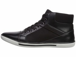 Kenneth Cole Unlisted Men Black Crown Sneaker E Lifestyle Sneakers - Thumbnail