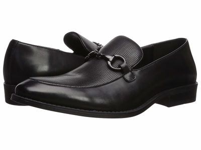 Kenneth Cole Unlisted - Kenneth Cole Unlisted Men Black Half Time Play Loafers