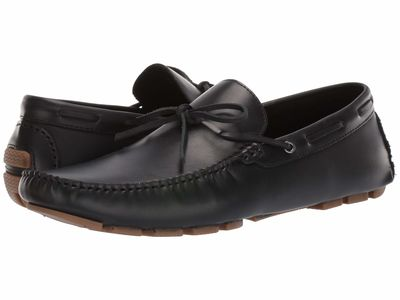 Kenneth Cole Unlisted - Kenneth Cole Unlisted Men Black Hope Driver Loafers