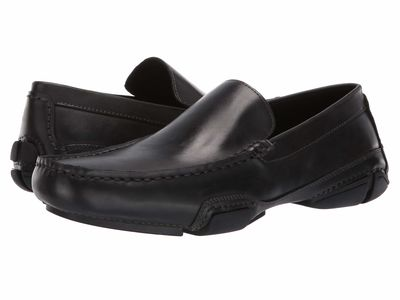 Kenneth Cole Unlisted - Kenneth Cole Unlisted Men Black To Be Bold Loafers
