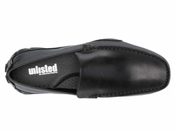 Kenneth Cole Unlisted Men Black To Be Bold Loafers - Thumbnail