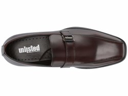 Kenneth Cole Unlisted Men Brown City Loafer B Loafers - Thumbnail
