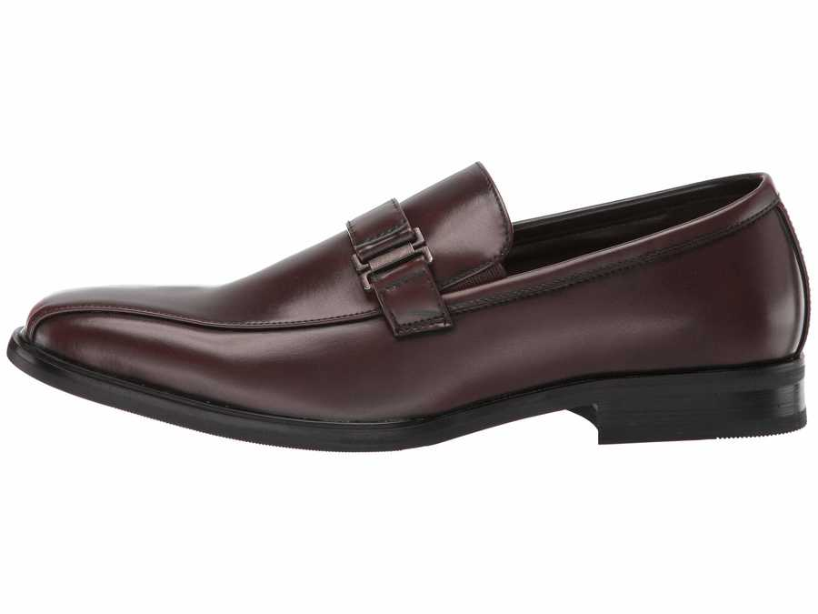 Kenneth Cole Unlisted Men Brown City Loafer B Loafers