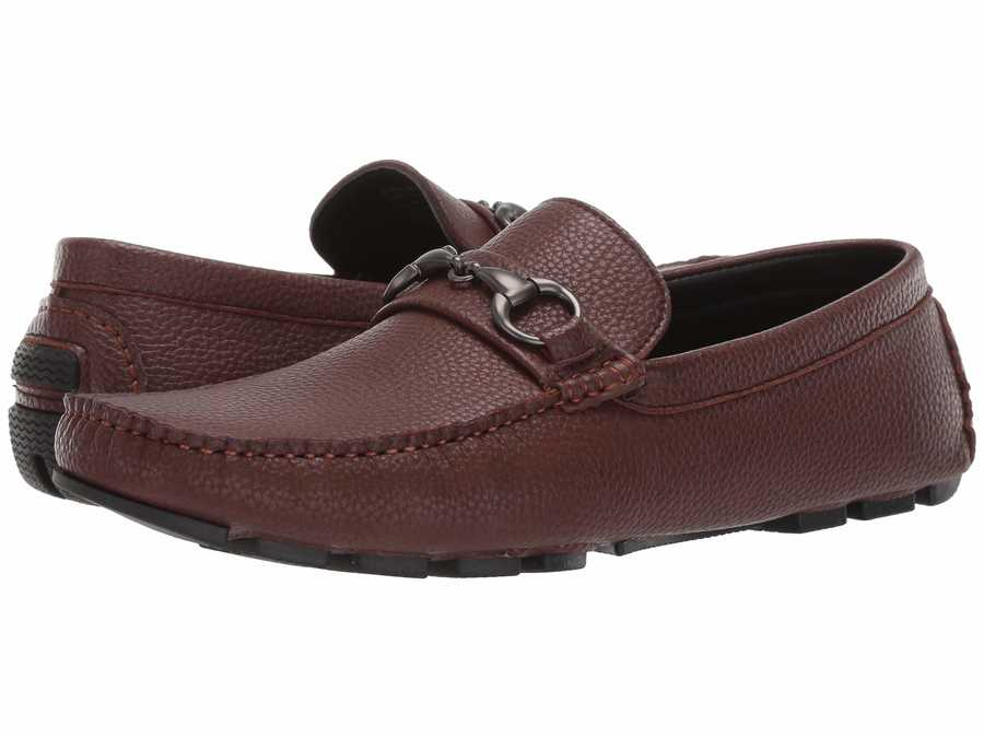 Kenneth Cole Unlisted Men Brown Hope Lake Loafers