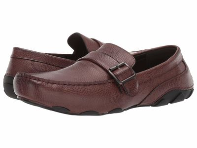 Kenneth Cole Unlisted - Kenneth Cole Unlisted Men Brown String Along Loafers