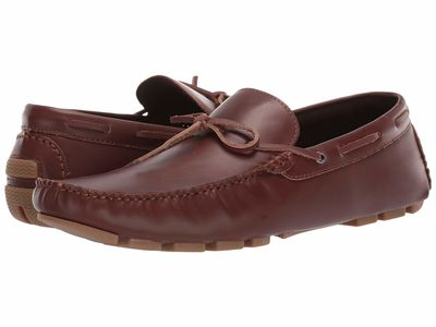 Kenneth Cole Unlisted - Kenneth Cole Unlisted Men Cognac 2 Hope Driver Loafers