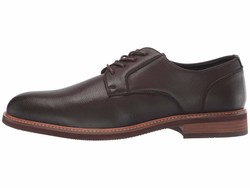 Kenneth Cole Unlisted Men Dark Brown Jimmie Lace-Up B Oxfords - Thumbnail