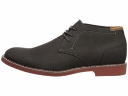 Kenneth Cole Unlisted Men Dark Grey Darin Chukka Chukka Boots - Thumbnail