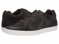 Kenneth Cole Unlisted Men Dark Grey Stand Sneaker E Lifestyle Sneakers - Thumbnail