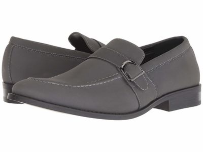 Kenneth Cole Unlisted - Kenneth Cole Unlisted Men Grey Half Time Show Loafers
