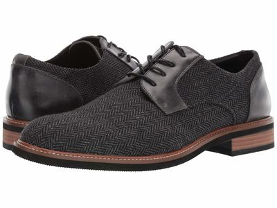 Kenneth Cole Unlisted - Kenneth Cole Unlisted Men Grey Jimmie Lace-Up B Oxfords