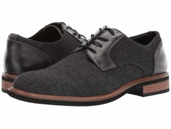 Kenneth Cole Unlisted Men Grey Jimmie Lace-Up B Oxfords - Thumbnail