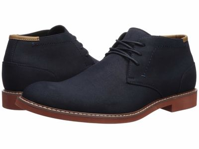 Kenneth Cole Unlisted - Kenneth Cole Unlisted Men Navy Darin Chukka Chukka Boots