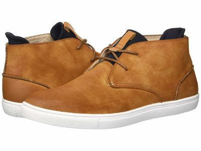 Kenneth Cole Unlisted - Kenneth Cole Unlisted Men Tan Stand Sneaker D Lifestyle Sneakers