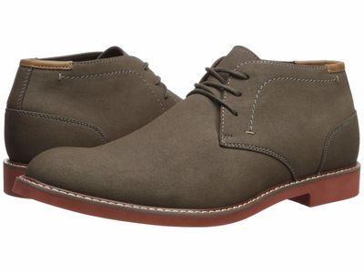 Kenneth Cole Unlisted - Kenneth Cole Unlisted Men Walnut Darin Chukka Chukka Boots