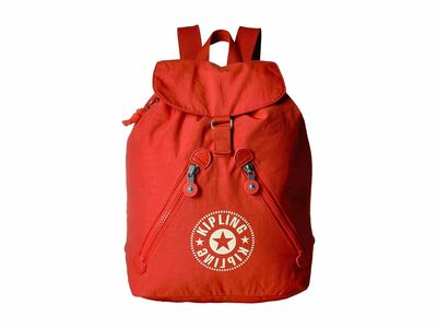 Kipling - Kipling Active Red Fundamental Backpack