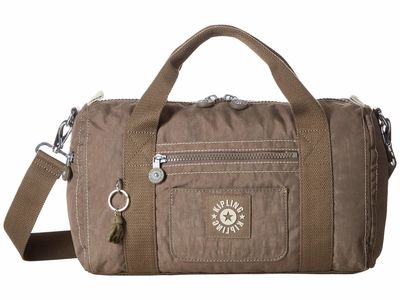 Kipling - Kipling Soft Earthy Beige Tag Along Small Cross Body Bag