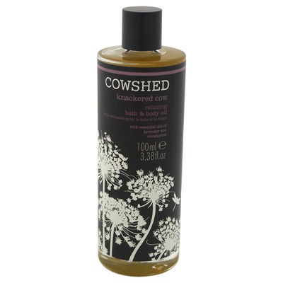 Cowshed - Knackered Cow Relaxing Bath & Body Oil 3,38oz