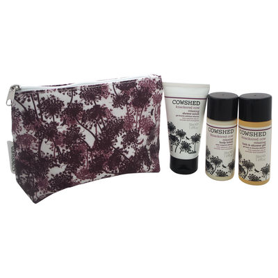 Cowshed - Knackered Cow Relaxing Discovery Bag 3Pc Kit