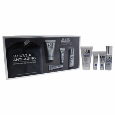 Lab Series - Lab Series Maximum Anti-Aging Luxury Travel Collection 4 Pc Kit