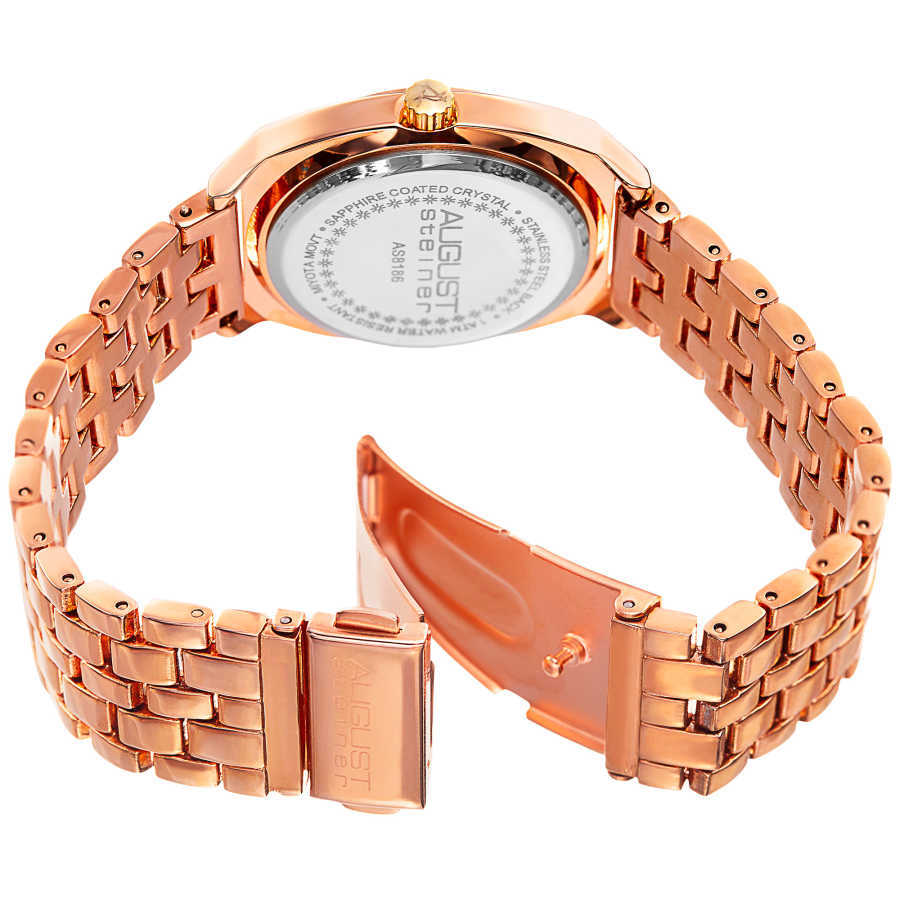 Ladies Quartz Bracelet Watch AS8186RG