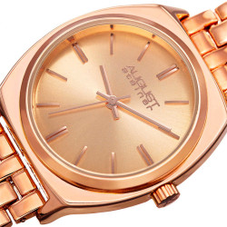 Ladies Quartz Bracelet Watch AS8186RG - Thumbnail