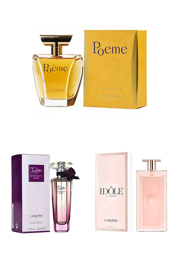 Lancome Best Deal Of Women Original Perfume Set