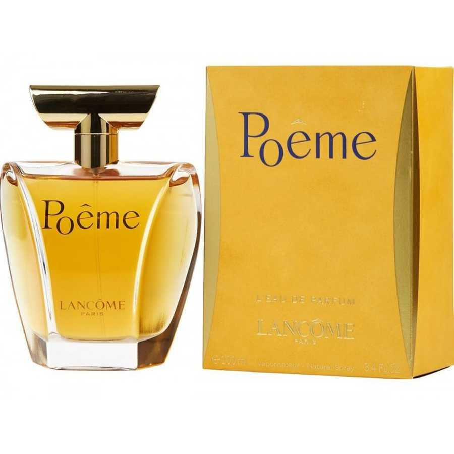 Lancome Poeme EDP 100 ML Women Perfume (Original)