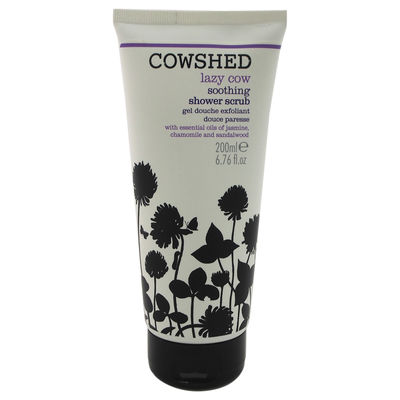 Cowshed - Lazy Cow Soothing Shower Scrub 6,76oz