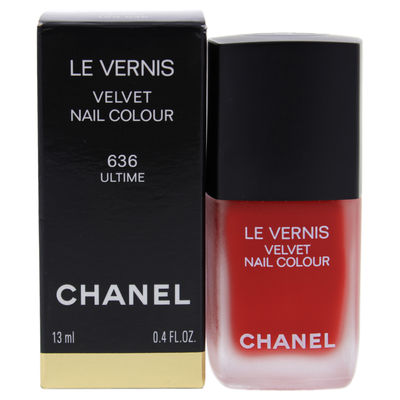 Chanel - Le Vernis Velvet Nail Colour - 636 Ultime 0,4oz