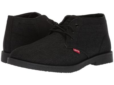 Levi'S® Shoes - Levi'S® Shoes Men Black Sonoma Denim Chukka Boots
