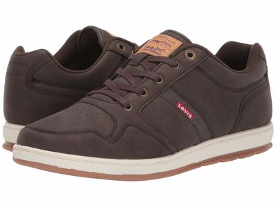 Levi'S® Shoes Men Brown Oscar 2 Waxed Ul Nb Lifestyle Sneakers