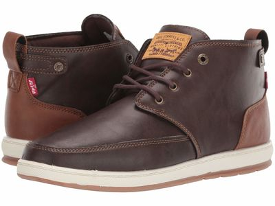 Levi'S® Shoes - Levi'S® Shoes Men Brown/Tan Atwater Brunish Lifestyle Sneakers